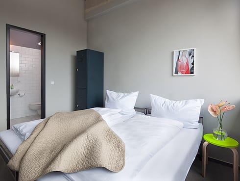 Wallyard Hostel Berlin Zimmer 2
