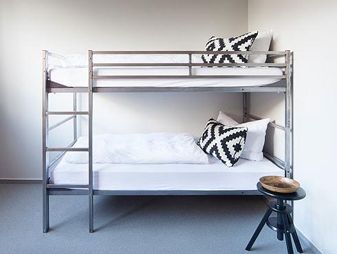 Zimmer 4 Wallyard Hostel Berlin