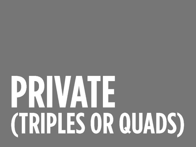Private (triples or quads)