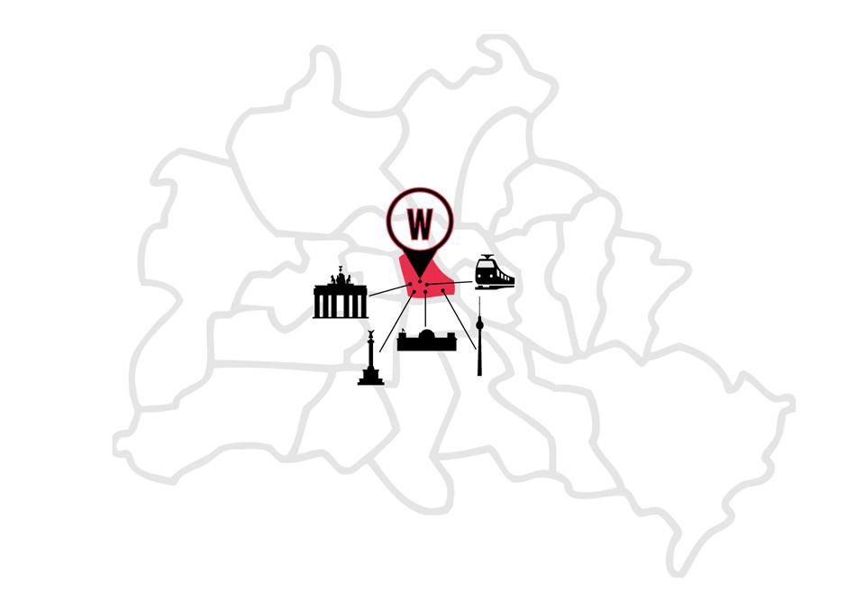 Wallyard Hostel Standpunkt in Berlin