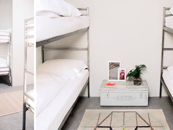 Wallyard Hostel Berlin Zimmer 6
