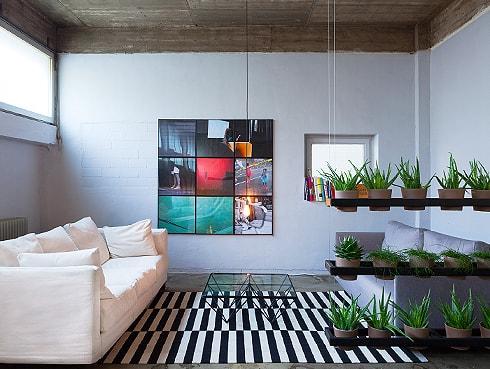 Lounge 2 Wallyard Hostel Berlin