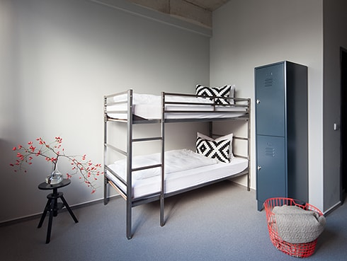 Zimmer 3 Wallyard Hostel Berlin