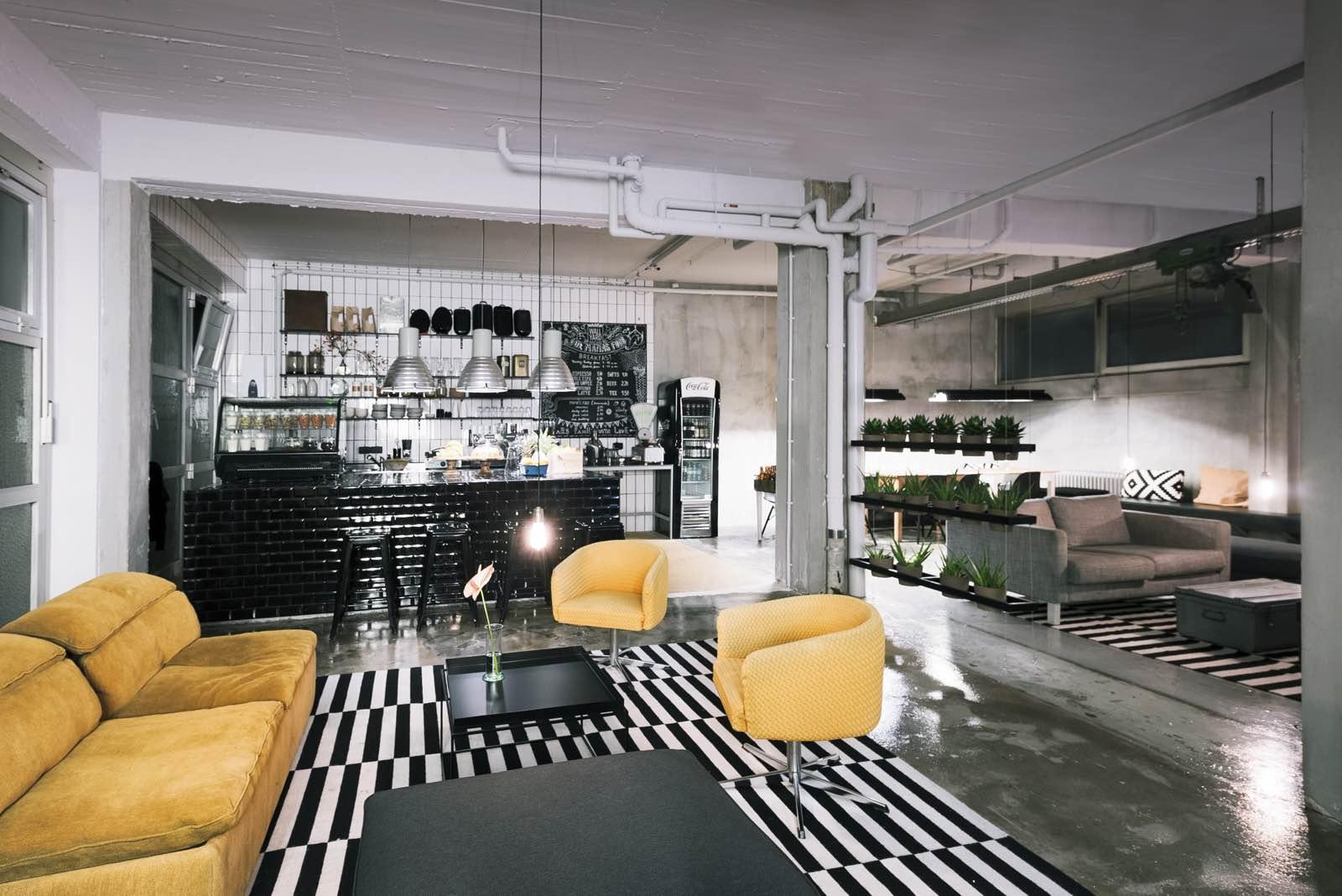 Poshtel Wallyard Concept Hostel Berlin